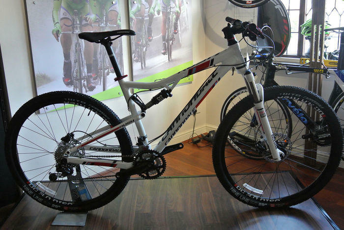 Brand New 2014 Cannondale Rush 29'r 2