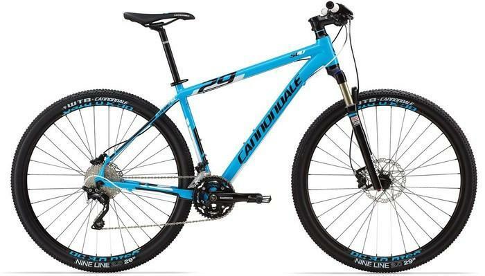 Brand New 2014 Cannondale Trail SL 29er 1 Bike