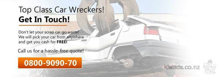 Car Wreckers | car wreckers in Auckland