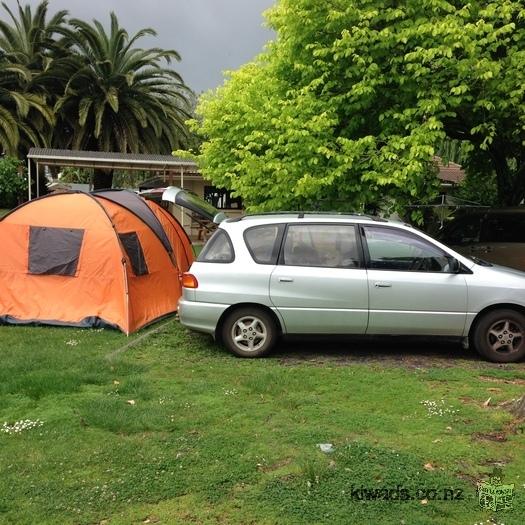 Car/camper & camping gear