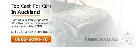 Cash for Cars Auckland | Cash for Cars Auckland Removal | Unwanted Cars for Cash Auckland