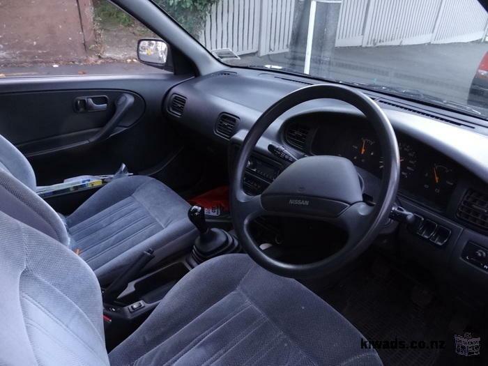 Indestructible Nissan SW for sale !