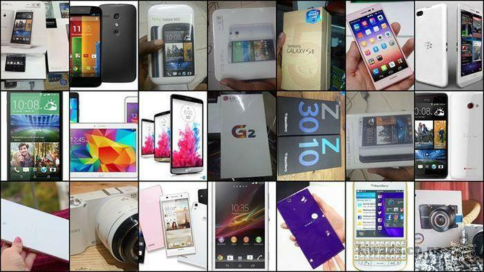 New Released: Apple Iphone 6/6 +/Samsung Galaxy S5/ Blackberry Z10/ Q10.