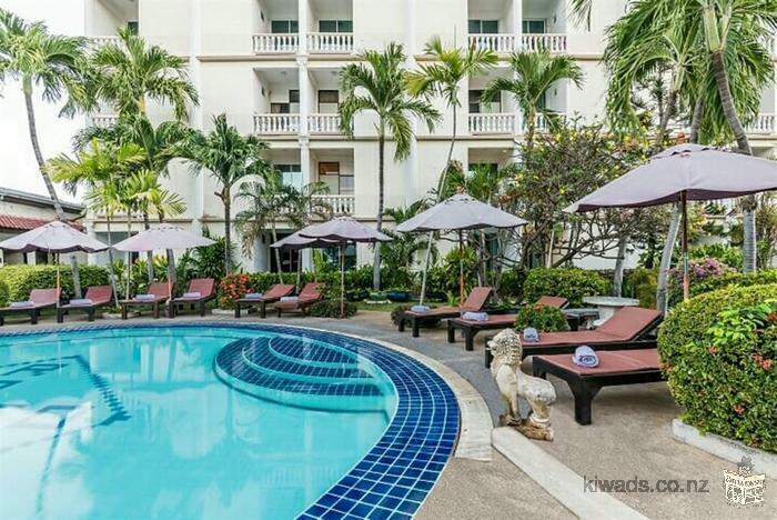 Romeo Palace Hotel- Pattaya, Thailand