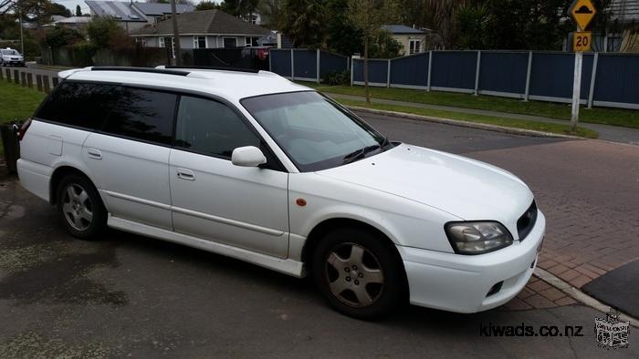 Subaru Legacy B Sport 2003