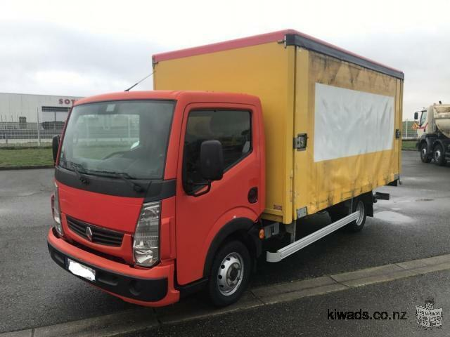 Trucks-Lkw Renault