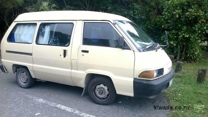 Toyota Town Ace Campervan – Parfait pour Road trip.